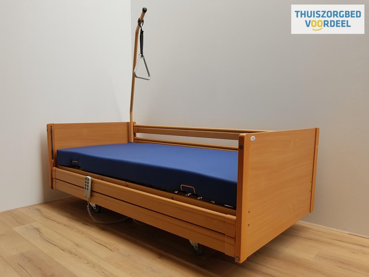Hoog laag bed CasaMed EXTRA BREED 100cm