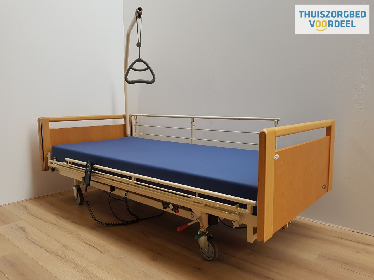Hoog laag bed Invacare (159)