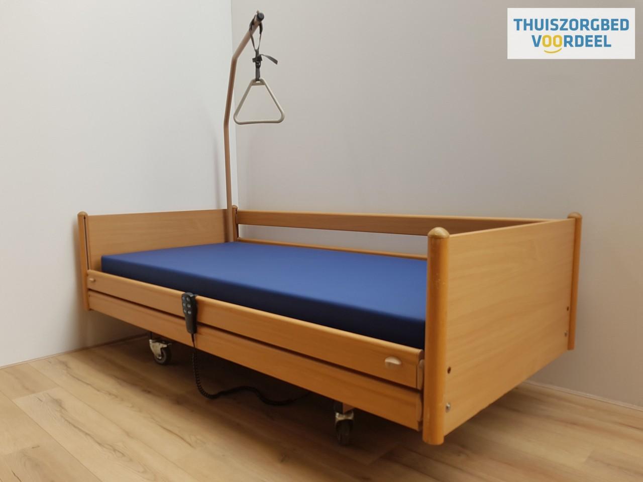 Hoog laag bed Bock EXTRA BREED 100cm