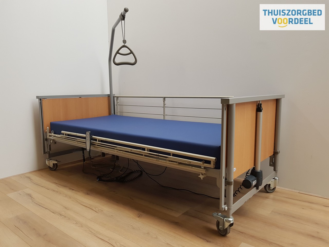 Hoog laag bed Invacare (205)