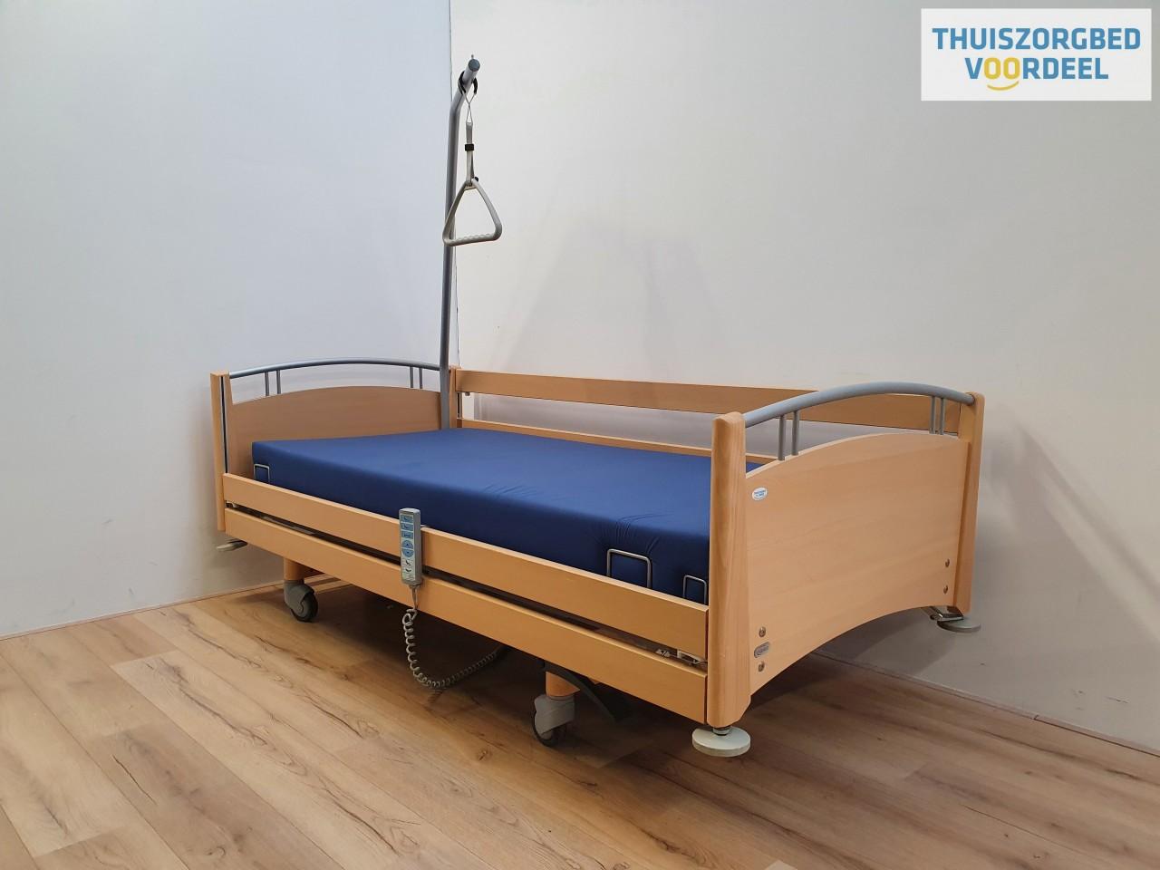 Hoog laag bed Wissner Bosserhoff (052)