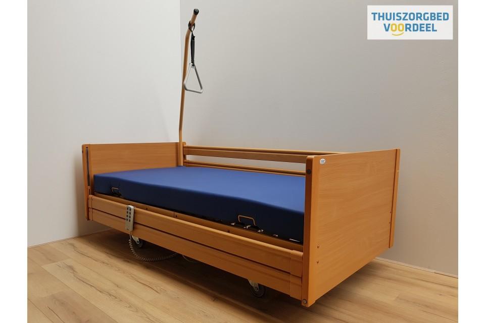 Hoog laag bed CasaMed (209) EXTRA BREED 100cm