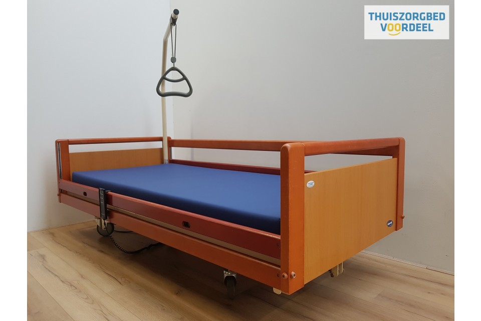 Hoog laag bed Invacare (031)