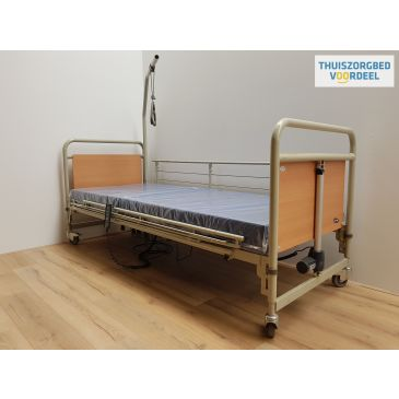Hoog laag bed Invacare (101)