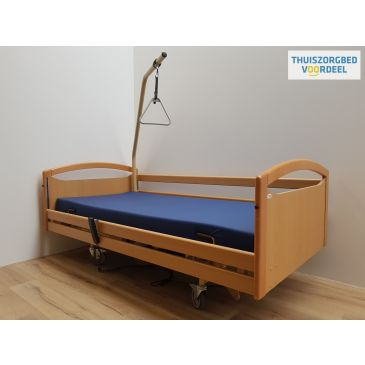 Hoog laag bed Invacare (173)