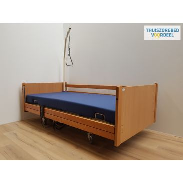 Hoog laag bed Invacare (179)