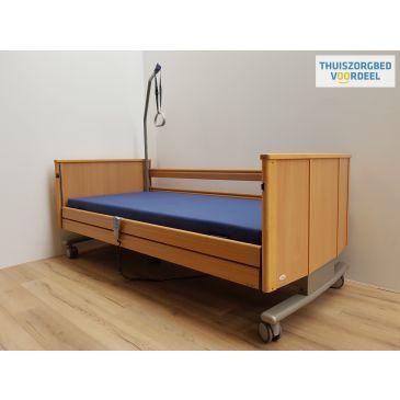Hoog laag bed Bock (218) OBESITAS BED