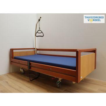 Hoog laag bed Invacare (206)