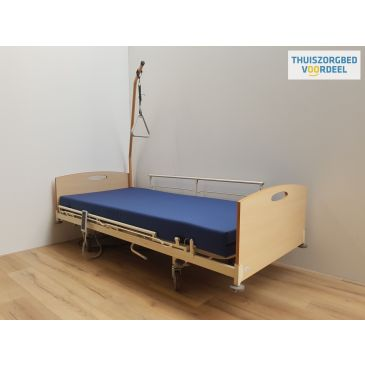 Hoog laag bed Invacare (010)
